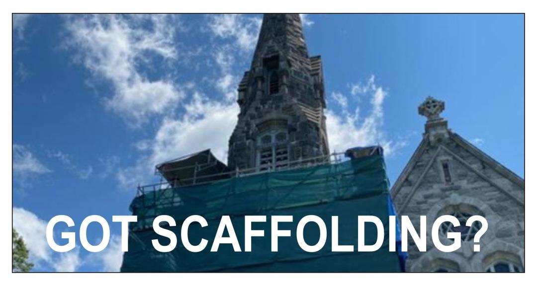 Got Scaffoloing?